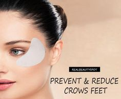 #crowsfeet Some natural at home tips and trick to reduce the appearance of crows feet around the eyes.  From @IndianSpot