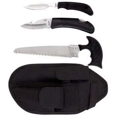 Maxam SKGKS 3 Piece Game Knife Set * You can get more details by clicking on the image.(This is an Amazon affiliate link and I receive a commission for the sales)