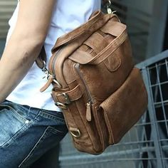 13 inch Brown Handmade Genuine Leather Messenger Bag Laptop ipad Bag Shoulder Bag Women Gift Men Off Laptop Shoulder Bag, Leather Shoulder Bag, Shoulder Strap, Shoulder Bags, Laptop Bag, Full Grain Leather Wallet, Ipad Bag, Handbags For Men, Messenger Bag Men