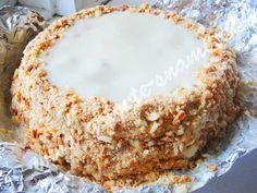 Торт пломбир в готовом виде