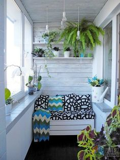 Small balconies are so common, but they are not ideal at all. I wanted to inspire you to make these spaces more comfortable and enjoyable during the whole year, so I rounded up 15 small: