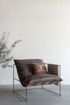 Leather Sierra Chair