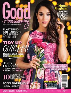Get your digital copy of Good Housekeeping South Africa Magazine - July - August 2019 issue on Magzter and enjoy reading it on iPad, iPhone, Android devices and the web. Media Magazine, Organisation Hacks, Cool Magazine, Beautiful Cover, Tidy Up, Good Housekeeping, Fashion Stylist, South Africa, Health And Wellness