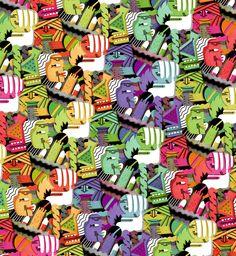 Ilustración para un artículo sobre el MDMA, su inventor y sus efectos, en Yorokobu