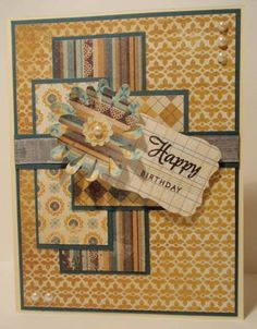 Happy Birthday by HHarris - Cards and Paper Crafts at Splitcoaststampers