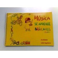 Método - Música se aprende brincando I