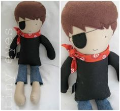 Why does this have to be $54? I need to learn how to felt, cause Camden needs this rad boy doll.