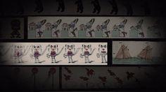 Zoetrope strips  #digitalmedia #design #experiment #minimalist #photography #cinema #animation #games #historical