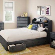 Dipan Tempat Tidur Minimalis Laci