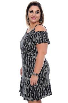 Vestido Plus Size Graciete Plus Sise, Cold Shoulder Dress, Dresses, Fashion, Plus Size, Online Shopping, Vestidos, Women's Clothes, Women's