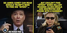 This is a set up!  Comey and Mueller are dishonest and are ruining America!
