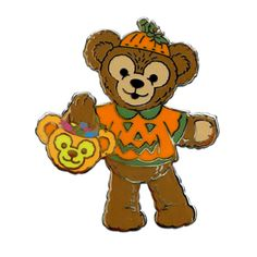"""Duffy the Disney Bear - Halloween"" (Rel. Aug 2012, 6537676)"