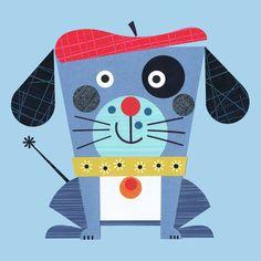 Ellen Giggenbach: happy animal prints