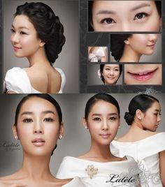 Korea Pre-Wedding Photo - WeddingRitz » Latete (wedding make-up  hair in Korea)