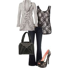 """""""Oh Lace!"""" by kanani-wilson on Polyvore"""