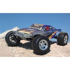Team Losi 1/10 RTR RC Desert Truck (Toy)