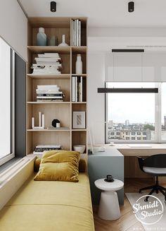 Study Room Design, Home Room Design, Kids Room Design, Home Office Design, Home Office Decor, Home Interior Design, House Design, Home Decor, Home Bedroom