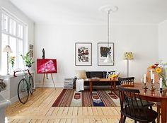 Great minimal living room