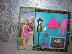 """Image detail for -Vintage MIP Dawn Fashion """"Twinkle Twirl #8114"""" by Topper from ..."""