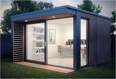 Mini Pod garden office