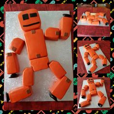 Images Of Stikbot Cakes