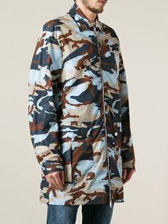 DSQUARED2 - camouflage jacket