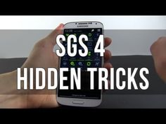 Samsung Galaxy S4: the HIDDEN tips and tricks