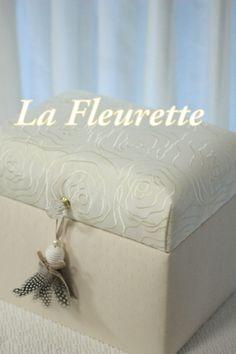 優しい雰囲気の素敵な桐箱♪ の画像 布のインテリア*La Fleurette の Diary