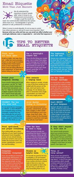 #tips for #emailing