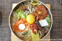My Korean Eats