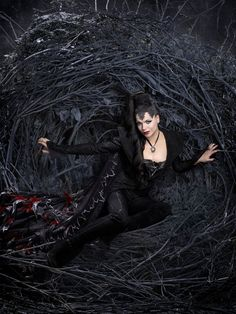 """Lana Parrilla dans """"Once Upon A Time"""""""