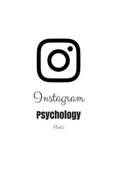 Step one to learn the best social media psychology marketing strategies for the Instagram social network