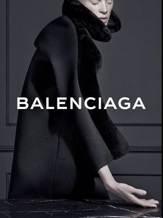 Balenciaga Fall/Winter 13 Photography Steven Klein Model Kristen McMenamy