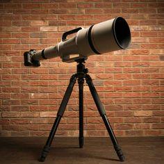 Canon Super Telephoto 1200mm Lens