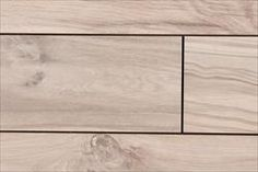 close up of great porcelain wood grain tile  Sunlight - Close View