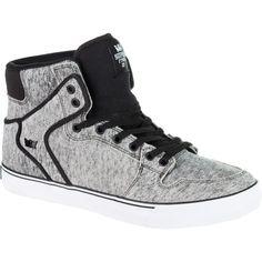 Supra Vaider High Top Skate Shoe - Men's