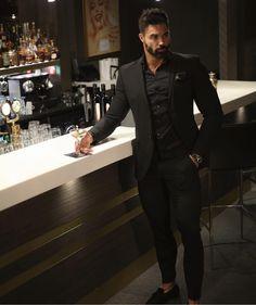 Business - drink look