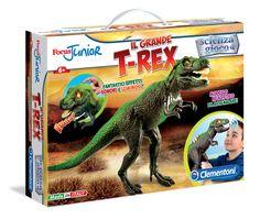 Focus Junior - Il Grande T-Rex - Clementoni
