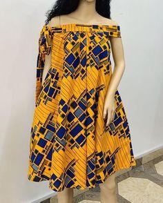 2019 Ankara Gown Styles for Beautiful Ladies – … 2019 Ankara Gown Styles for Beautiful Ladies – African Dresses For Kids, African Fashion Skirts, African Maxi Dresses, African Attire, Ankara Fashion, African Print Dress Designs, African Prints, African Fabric, Ankara Maxi Dress