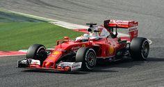 FERRARI  SF16-H / Sebastian Vettel / SCUDERIA FERRARI