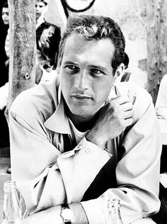 Paul Newman          What young actor today reminds you of this beautiful gentleman?