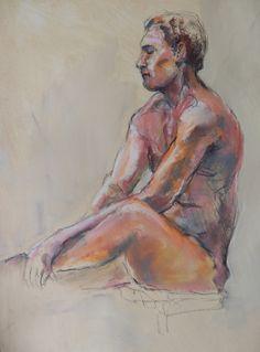 Pastel by Lorna Panzenbock