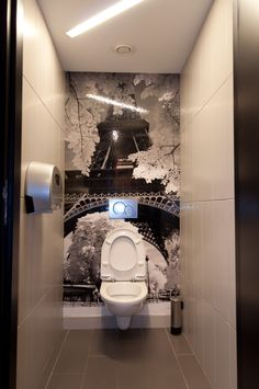 1000 images about wc on pinterest pac man toilet paper and deco - Deco originele toiletten ...