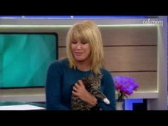 Kathie Lee & Hoda Visit Suzanne Somers Breaking Through - Episode 2 - YouTube