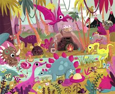 Book de illustrations betowers via http://betowers-illustrations.ultra-book.com/portfolio