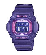 THE SUPPLY SHOPPE - Product - CW192 BABY-G PURPLE (BG-5600SA-6DR)