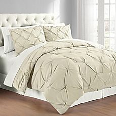 image of Pintuck Comforter Set