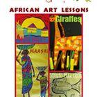 AMAZING African art lessons, great art lesson planning website x African Art For Kids, African Art Projects, African Crafts, Africa Nature, Site Art, Afrique Art, 3rd Grade Art, Ecole Art, E Mc2