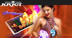 Kajot Casino Games: Play the best online casino games for free or for real money! Online Casino Games, Best Online Casino, Free Games, Slot, Gem, Promotion, Jewels, Gemstone, Gemstones