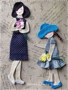 """Molly""&""Chuly""......By Churi Chuly Shop"
